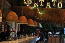 Design De Interiores Do Bar Coffee
