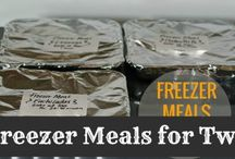 Freezer meals / by Steph Mulligan