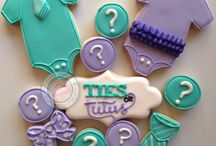 ~Baby Shower Cookies~