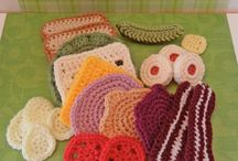 crochet cold meats