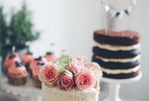 wedding cakes desserts
