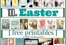 Easter - Crafts / by Sarah-Lou