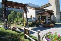 Le Camping / Notre camping offre une vue panoramique sur le parc national de La Vanoise, ainsi que sur nos villages. Idéale pour la randonnée et les sport de montagne, beaucoup apprécient sont calme et ses fleurs en été.