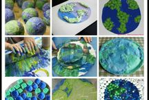 Earth Day / Activities and Crafts to help you celebrate Earth Day every day!