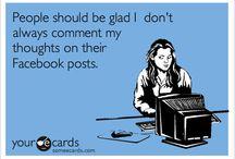 Facebook Funny Stuff