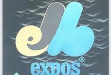 Montreal Expos / MLB Baseball Franchise (1969 - 2004) / by Bob Steele