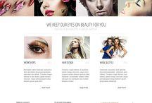 Beauty Website