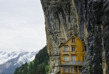 Amazing places/spaces