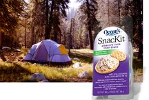 Back Pack Snacks / Feel energetic & ready to take on the next peak with these healthy & yummy snacks.