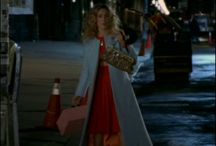 Carrie Bradshaw / My favourite looks from Sex and the City