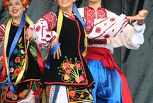 Ukraine Folk Dance