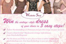 My Favorite Vintage-Style Dresses / My Favorite Vintage-Style Dresses