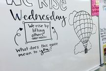 Whiteboard Interactive Messages