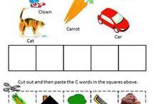Alphabet/Pre-school
