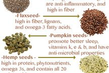 Seeds & health benefit