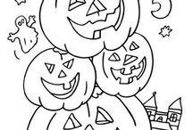 Coloring pages / by Erin Murphy