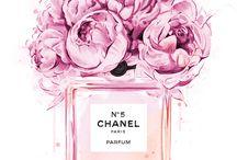 Illustration - Perfume