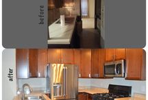 Purposeful Kitchens / Industrious Interiors' completed kitchen projects