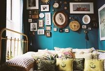 bed room / by Motoko Sasaki