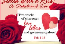 Sealed With a Kiss: A Celebration of Love Event 2017 / Historical romance authors come by to share love letters written in the POV of their characters.