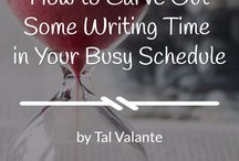 The Productive Fiction Writer / Read all about fiction writing productivity. Because there's always time to write when you're determined to find it.