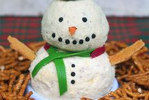 Christmas Appetizer Recipes / by Robin Sawyers