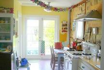 home e office / Creating a beautiful home
