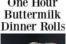 rolls buttermilk dinner