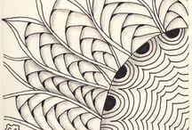 disegni zen