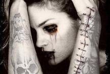 wΘrld cΘming  dΘwn / Love is life ... Life is love ... Love is pain ... Pain is death   / by Θ Liane Marie Θ