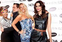 Tudo que rolou na festa de aniversário da revista NOVA 2014 / NOVA e seu homenageado, Marco Antonio de Biaggi, receberam grandes estrelas em uma noite de comemoração. Confira os flashes do evento que rolou na segunda, 1º de setembro, no M.G. Hair Design: