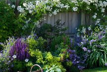 Small country gardens