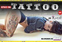 Contest / Tattoo Contest