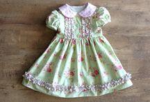 Sew Cutie Pie Studio, Girl PDF sewing patterns and tutorials / Sew Cutie Pie Studio PDF sewing patterns and tutorials for girl dresses, size 3-8