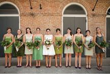 bridesmaids & flower girls / by Oh Lovely Day®