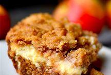 apple Cream Cheese coffe cake