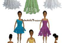 Muñecas de moda