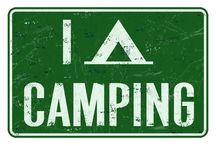 CAMPING / by Natalie Cyr