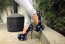 Shoes !!!! My ultimate loves  / by Bee Sting