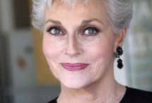 Hairstyles / Short hairstyles for the over 60 woman.