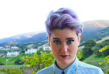 Hair / by Cate Giltner