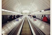 People underground