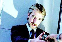 Alan Rickman❤❤❤ / alan rickman is my favourite actor