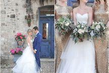 Tuscany Inspired Wedding