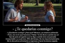 """El diario de una pasión / Película """"el diario de Noah"""""""