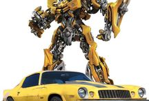cars and robot's