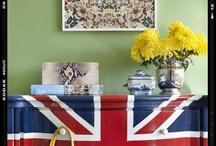 Union Jack / by Kathy Hoss-Tidwell
