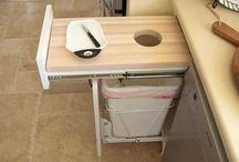 Kitchen Interior / Kitchen interior
