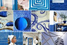 color palette: cobalt / by Jessica Swift