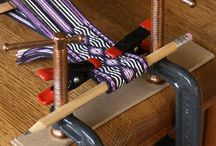 Card, cord and band weaving